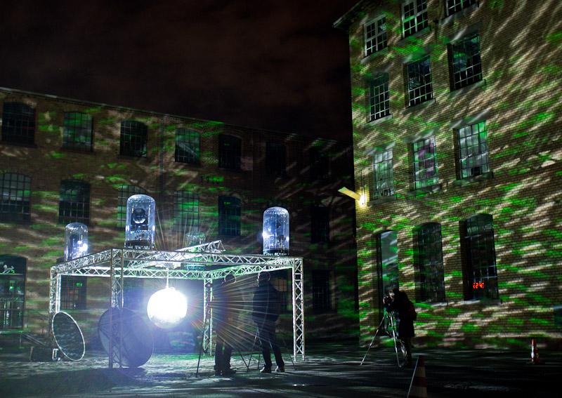 Luminale 2012 in Frankfurt und Offenbach