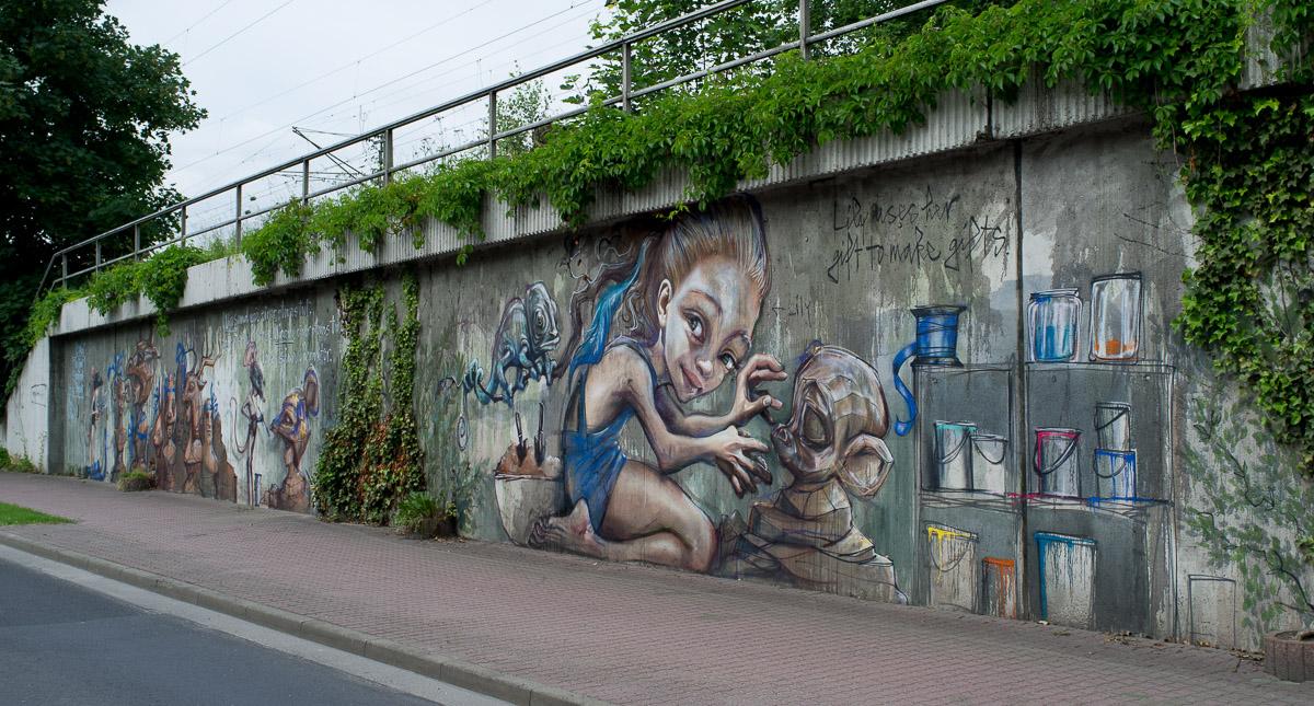 2013-06-12 X100 Graffiti Bad Vilbel Herakut 036
