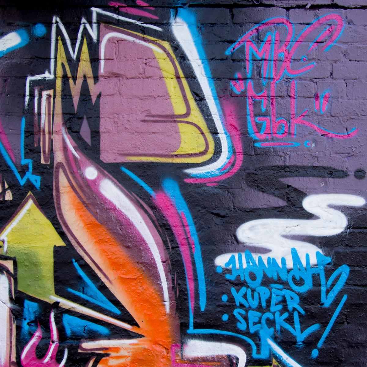 Wiesbaden Graffiti