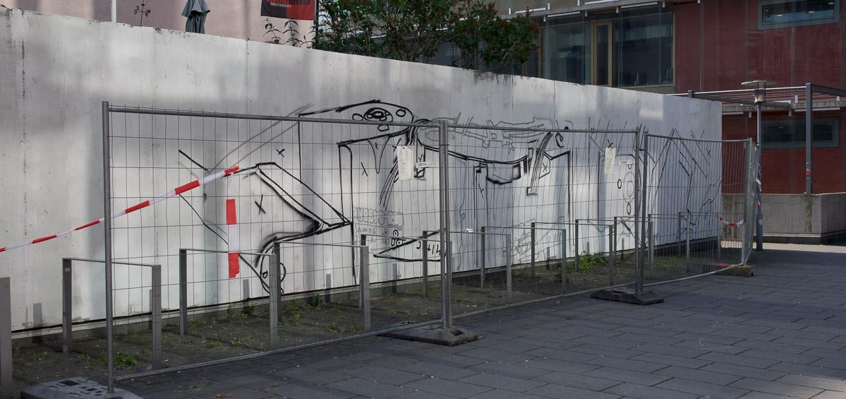 Graffiti Frankfurt FH