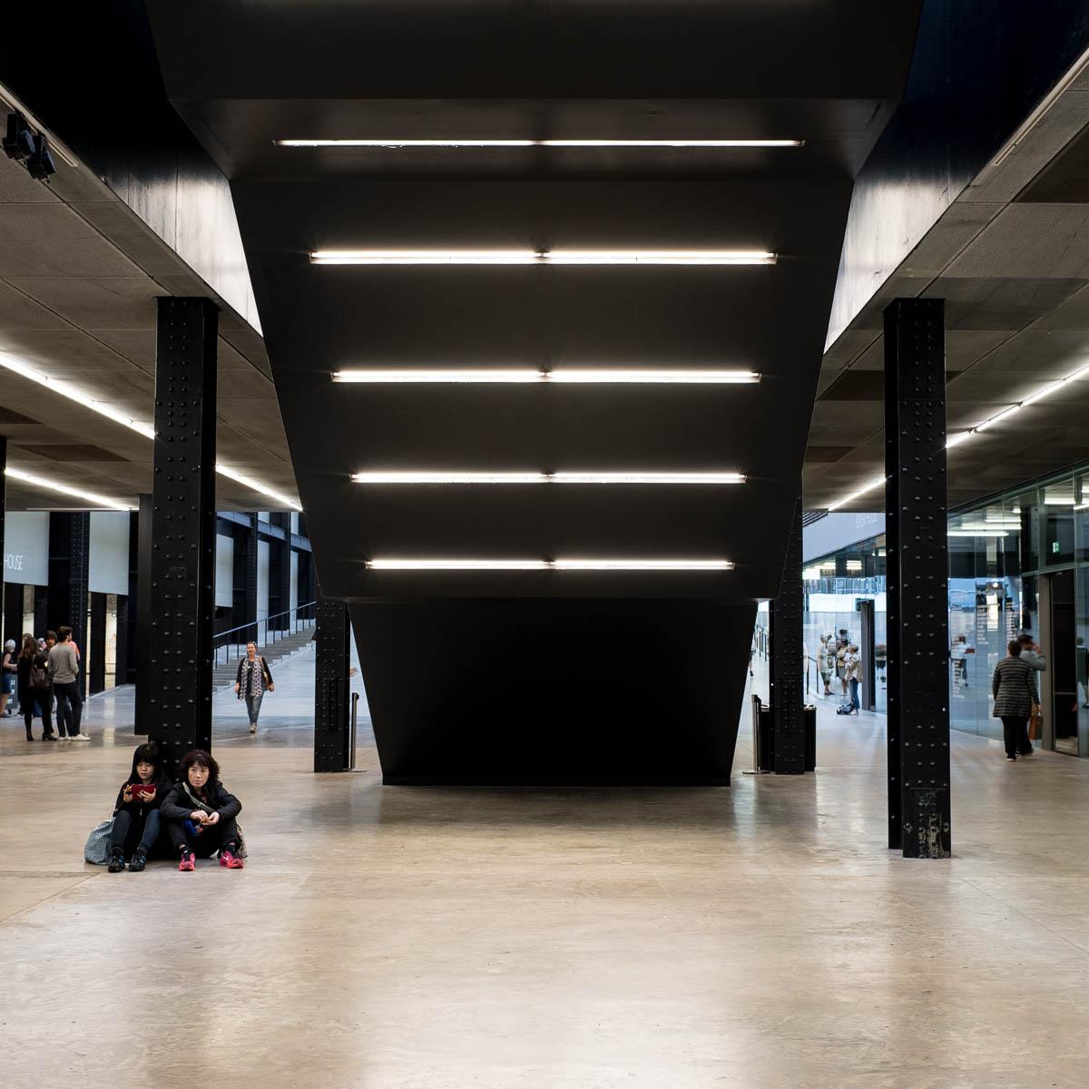 London Architektur Tate Modern