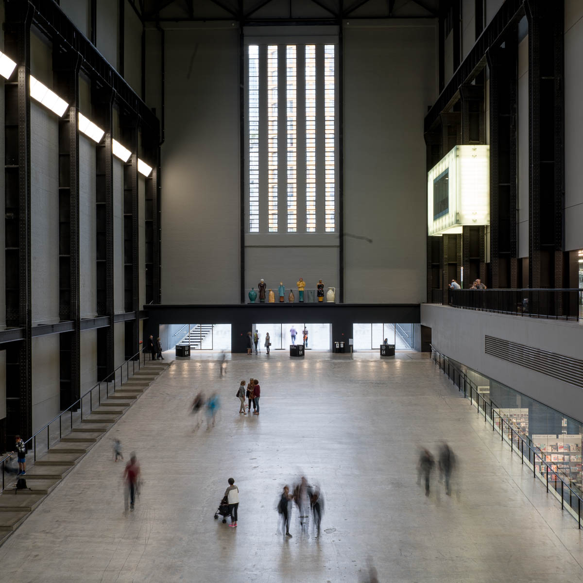 London Architektur Tate Modern