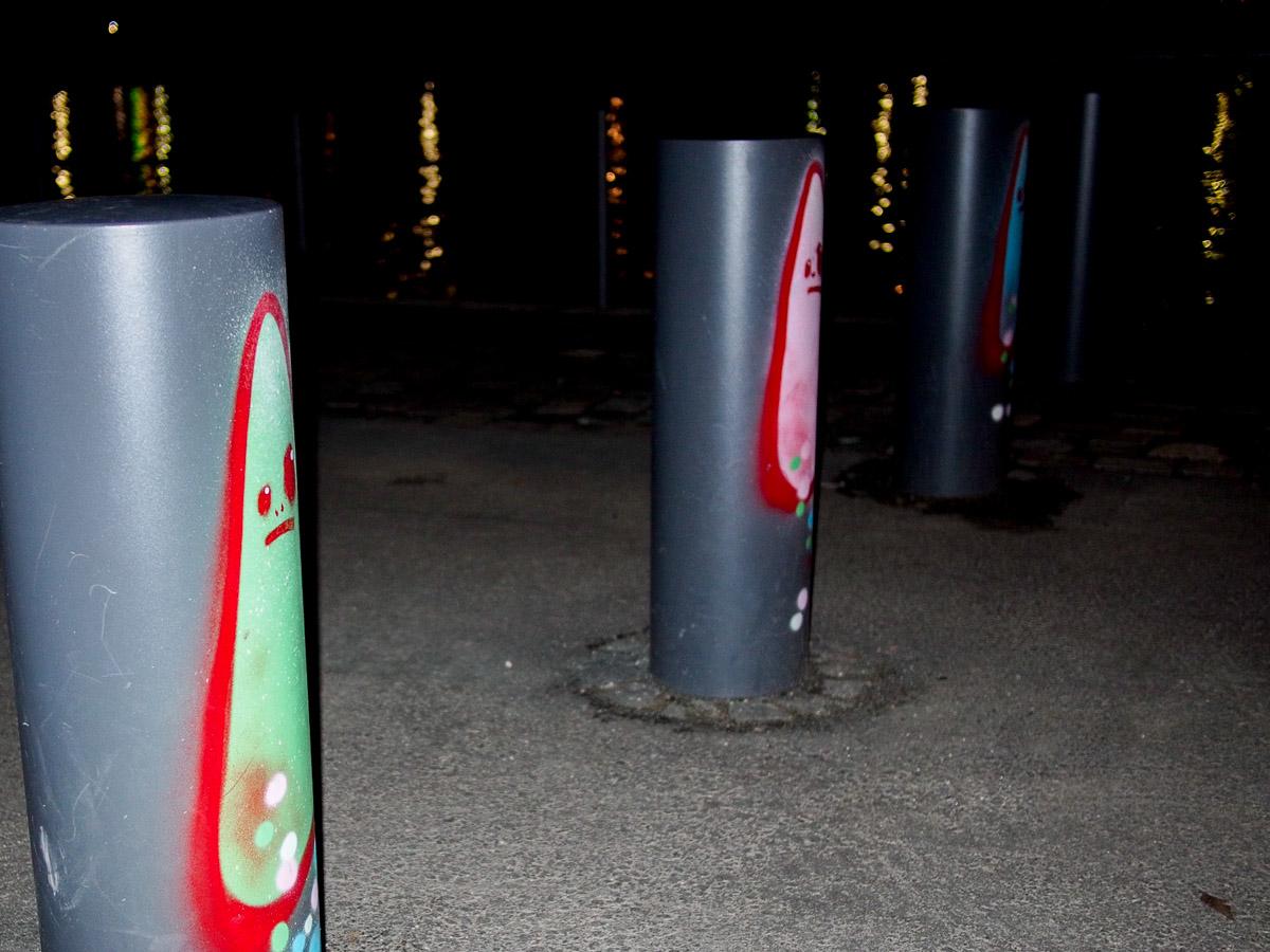 Frankfurt Nachtaufnahmen