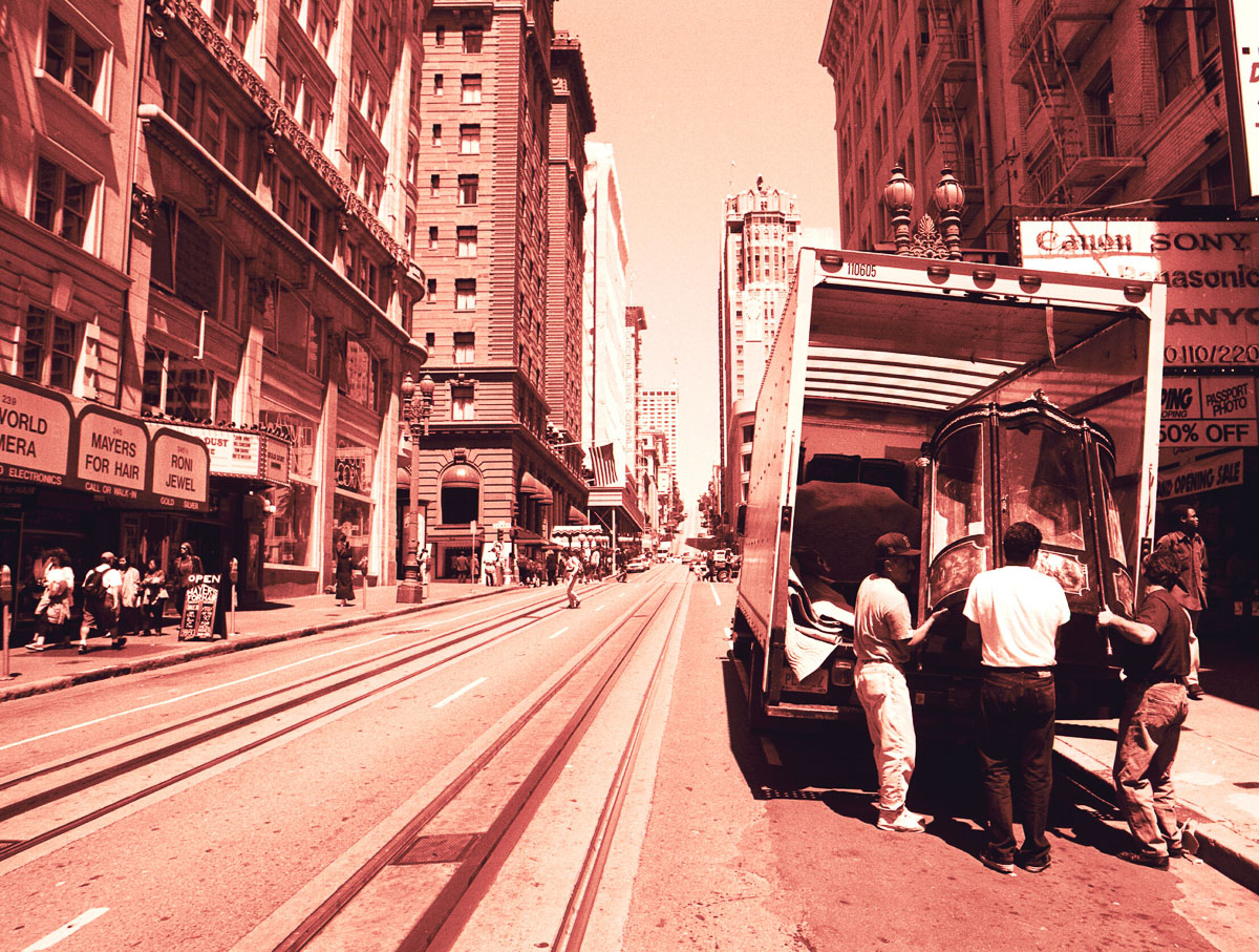 1996 San Francisco Chinatown