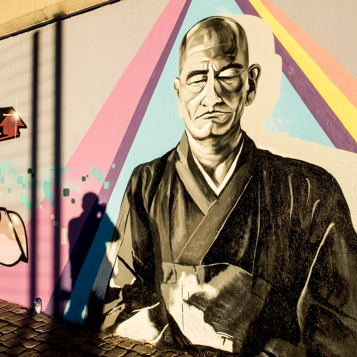 2015-09-29 EM1 Graffiti Frankfurt Friedensbrücke 0030