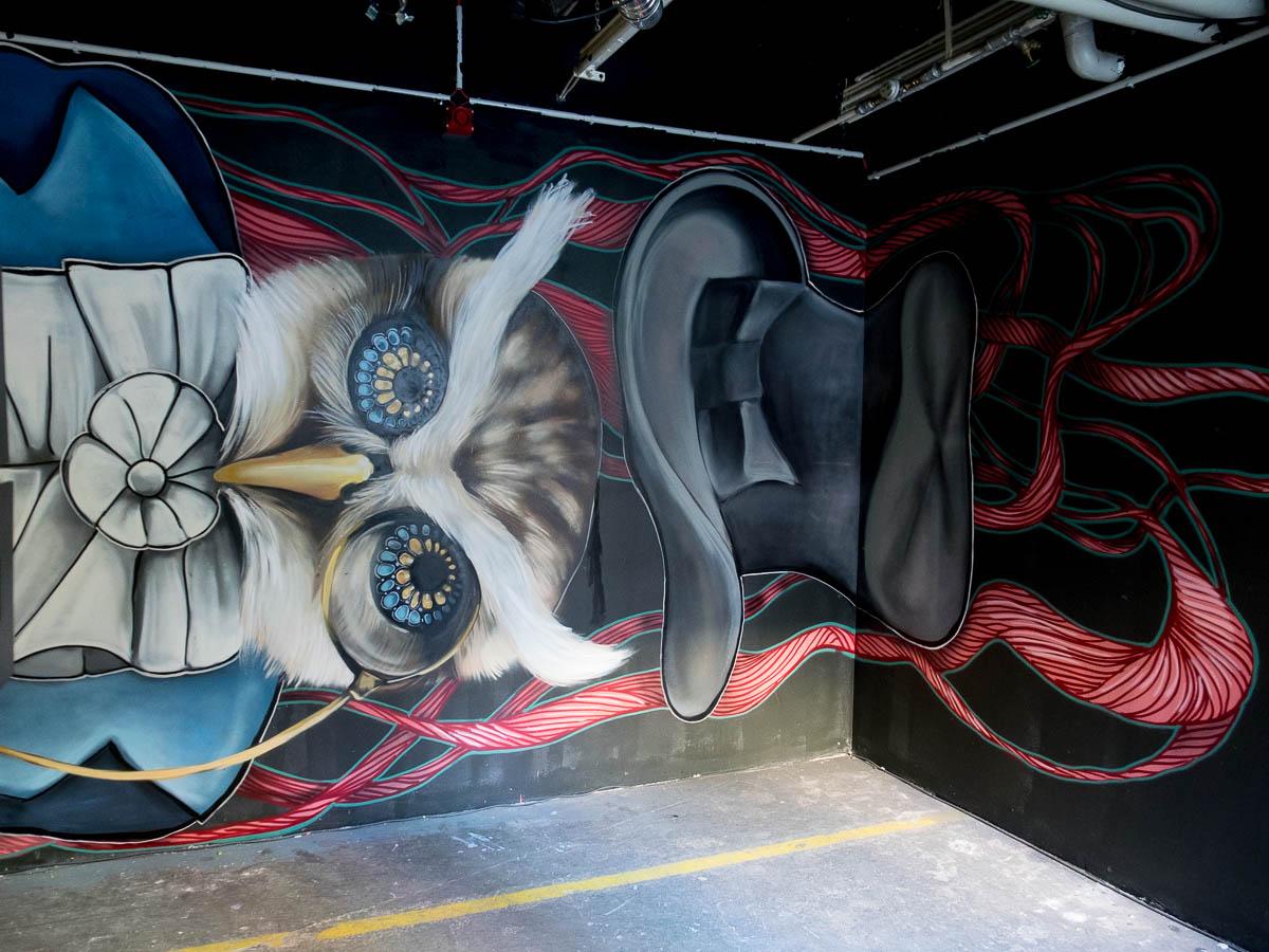 Graffiti Frankfurt Sare