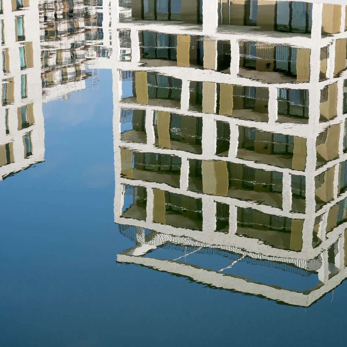 Offenbach Hafen Architektur