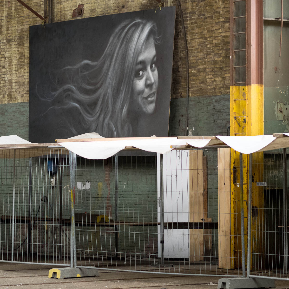 Amsterdam NDSM Graffiti