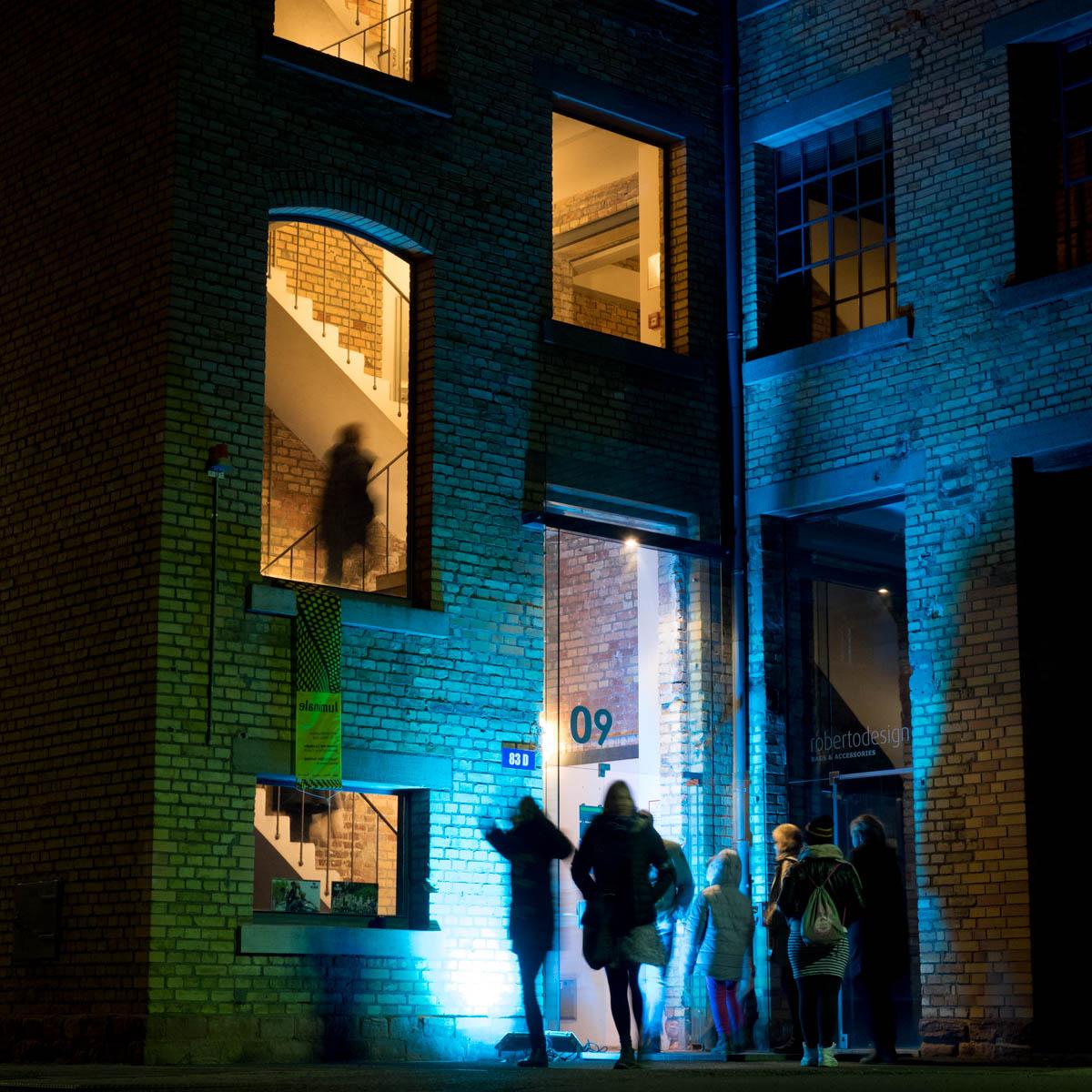 Offenbach Luminale 2016