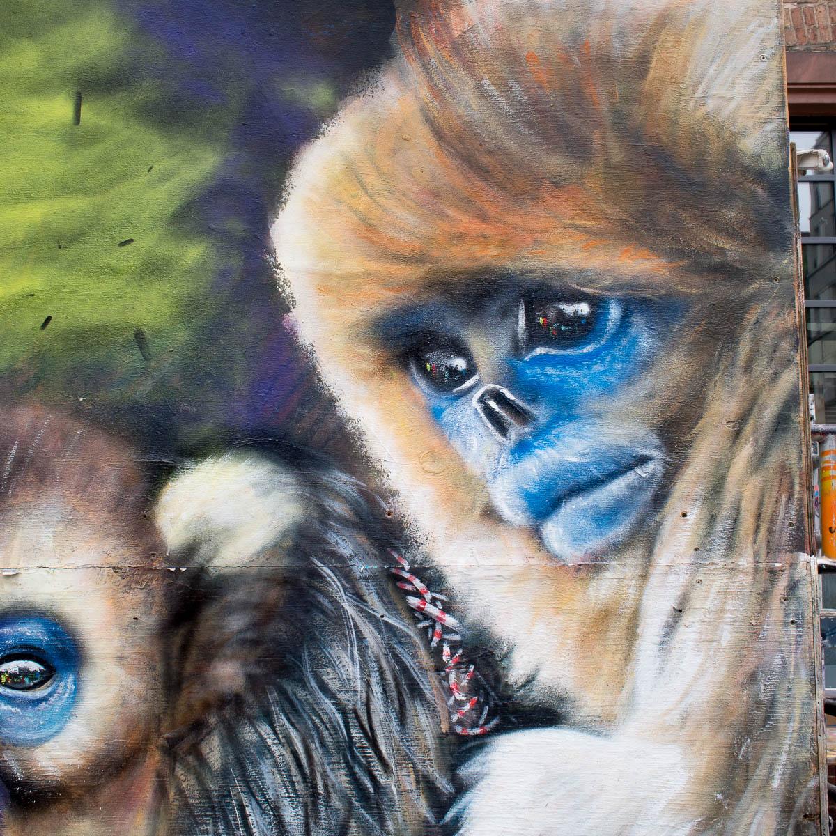 Graffiti Naxoshalle