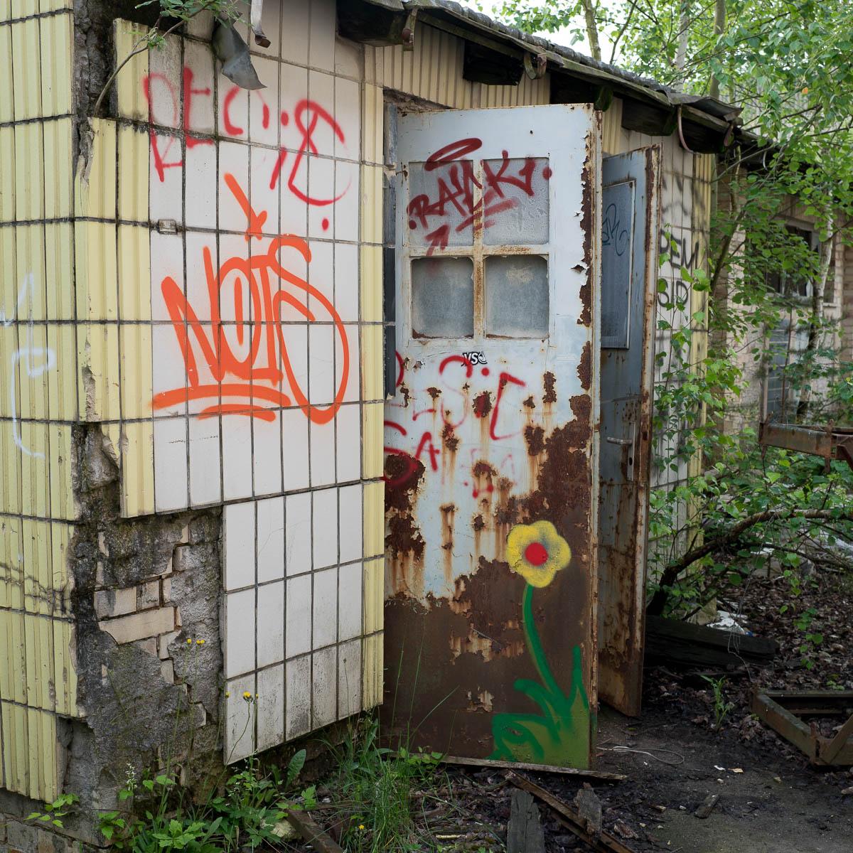 Lost Places Von Kunst und Blumen
