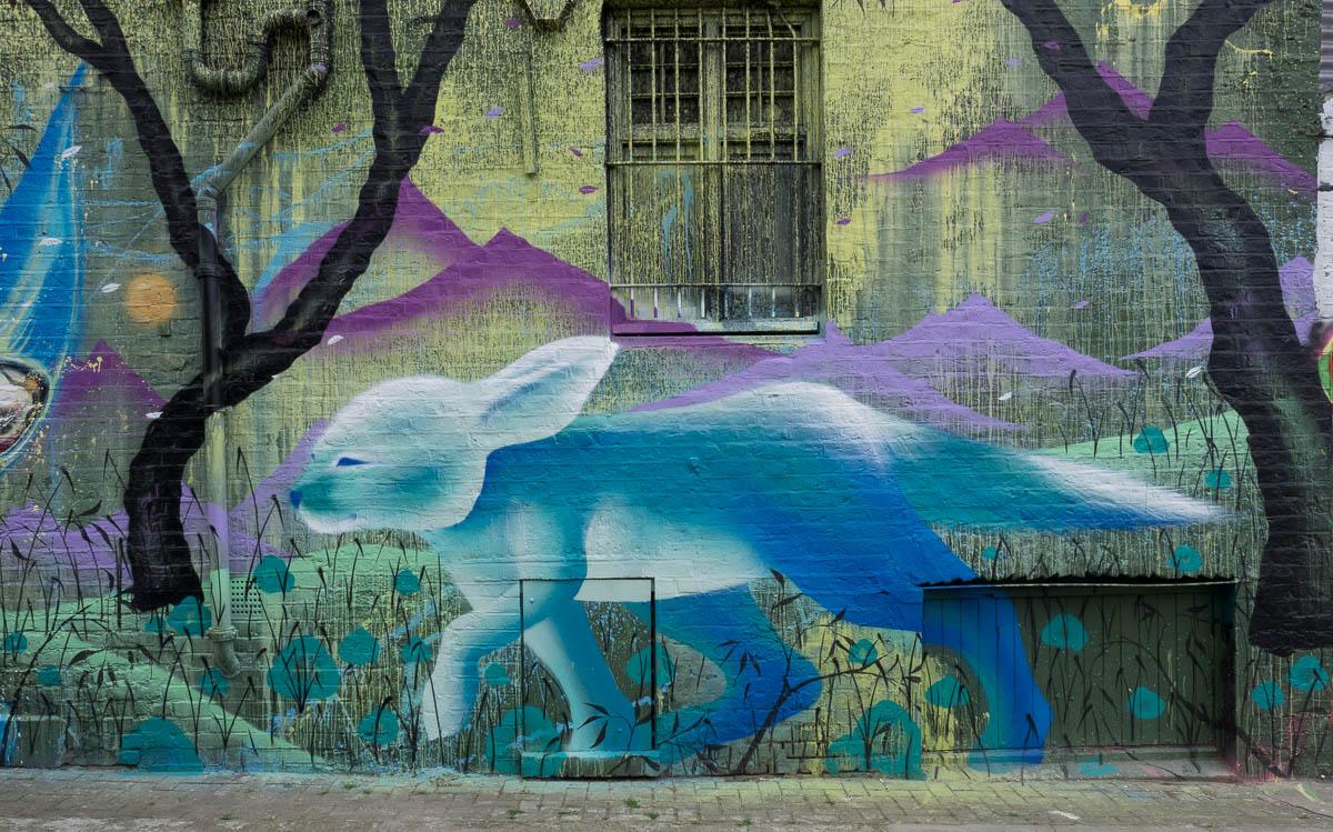 London Camden Graffiti