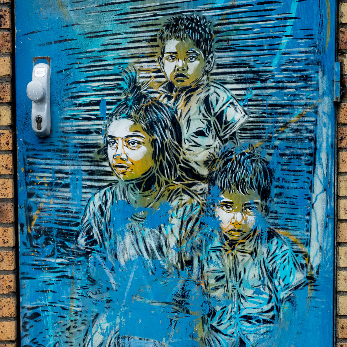 Paris Vitry-sur-Seine Streetart